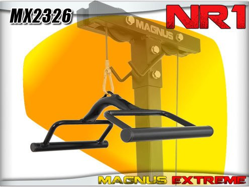 Lat tower or atlas bar Magnus Extreme MX2326 NEW