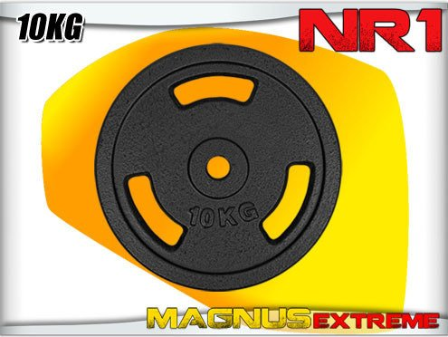 Weights for barbell Magnus Extreme 10kg
