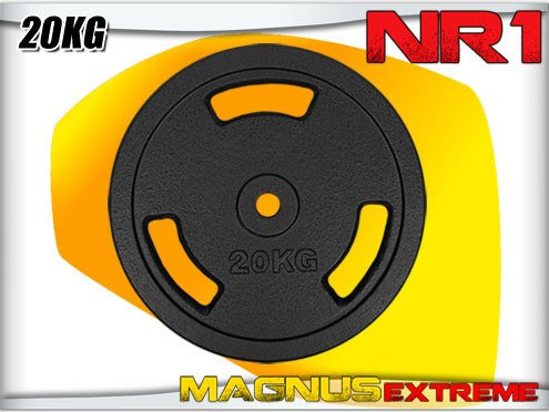 Weights for barbell Magnus Extreme 20kg